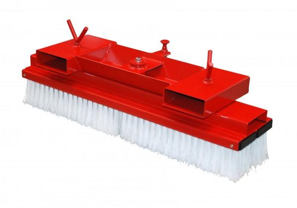 SKB 100, lackiert rot RAL 3000