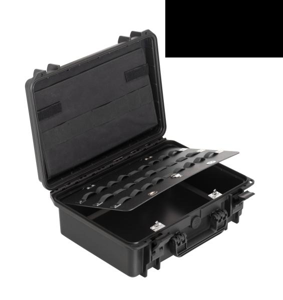 TAF Case 400 PU - Staub- und wasserdicht, IP67