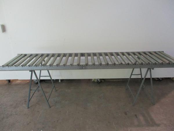 Gebrauchte Leichtrollenbahn - 2.695 mm