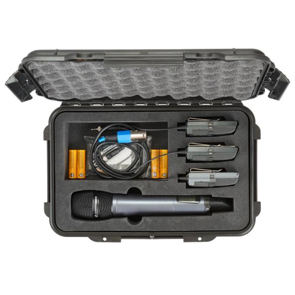 TAF Case 104MIC - Staub- und wasserdicht. IP67