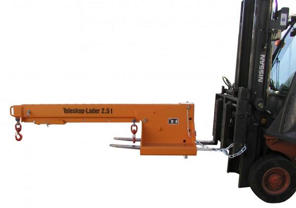 KTH 2,5, lackiert orange RAL 2000
