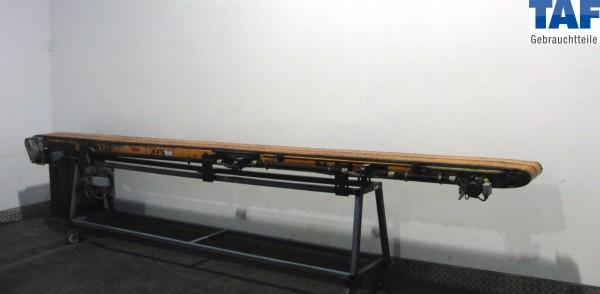 Gebrauchtes Förderband - teleskopierbar max 5.800 mm