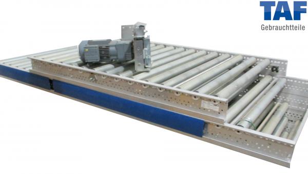 Gebrauchte Rollenbahn (ohne Motor) - 3.895 mm