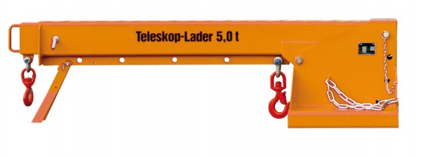KTH 5,0, lackiert orange RAL 2000