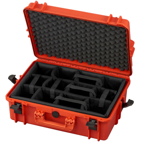 TAF Case Kamerainlay