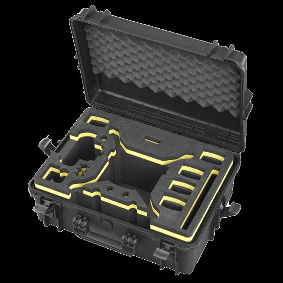 TAF Case 500 Phantom - Staub- und wasserdicht, IP67