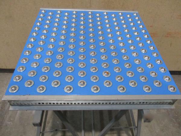 Gebrauchter Kugelrollentisch 1.200 mm