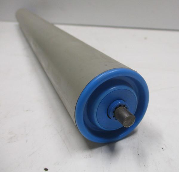 Tragrolle, Kunststoff mit 8 mm Federachse