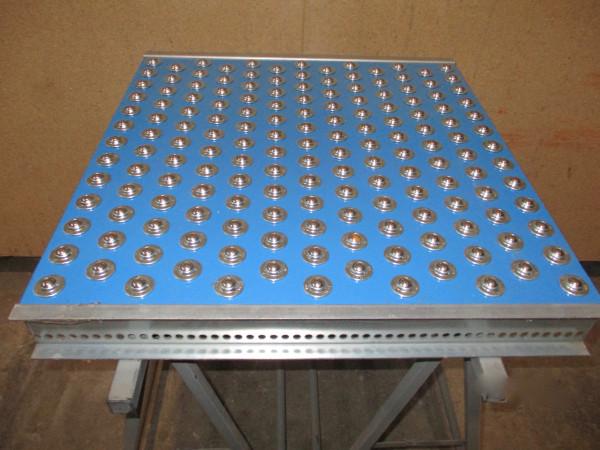 Gebrauchter Kugelrollentisch 1.800 mm