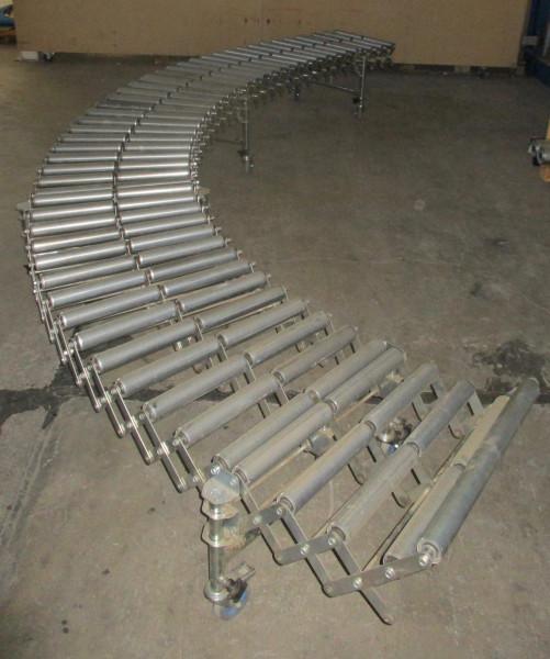 Gebrauchte Scherenrollenbahn max 6.120 mm
