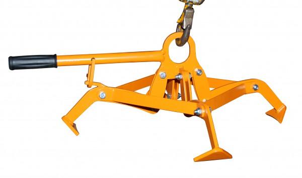 4P-D120, lackiert orange RAL 2000