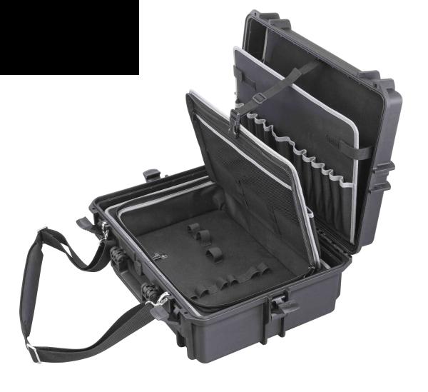 TAF Case 500 TC - Staub- und wasserdicht, IP67