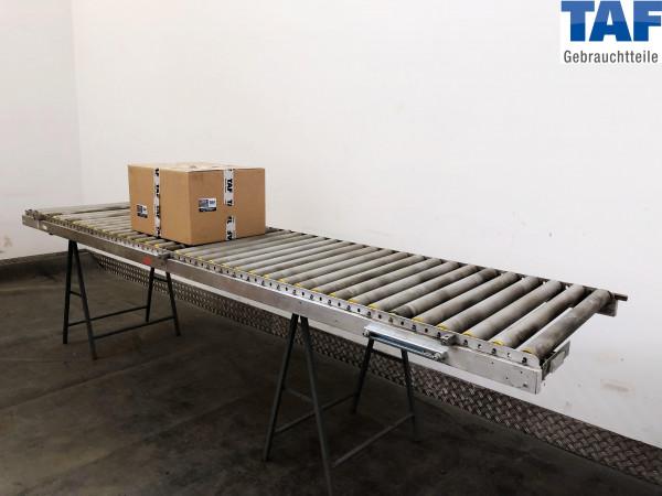 Gebrauchte Leichtrollenbahn - 3.000 mm