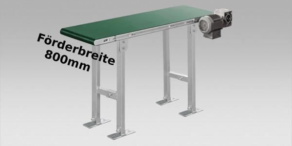 Förderband - Förderbreite 800 mm
