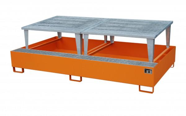 AWA 1000-2, lackiert orange RAL 2000