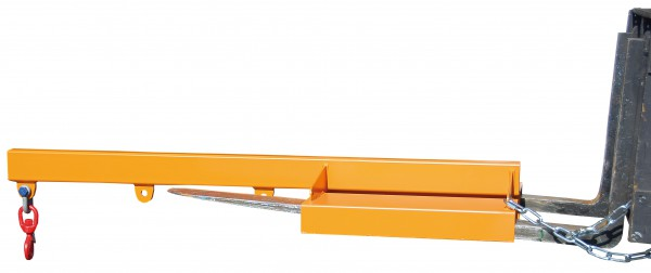 LA 1600-2,5, lackiert orange RAL 2000