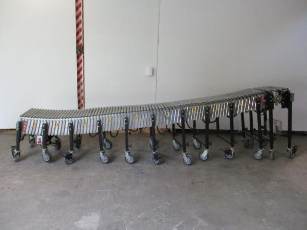 Gebrauchte Scherenrollenbahn angetrieben - max 10.650 mm