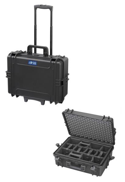 TAF Case 500M CAM - Staub- und wasserdicht, IP67