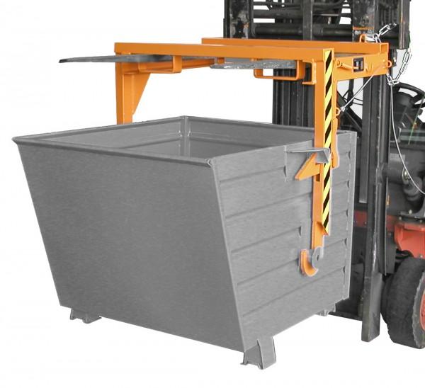 BST 90, lackiert orange RAL 2000