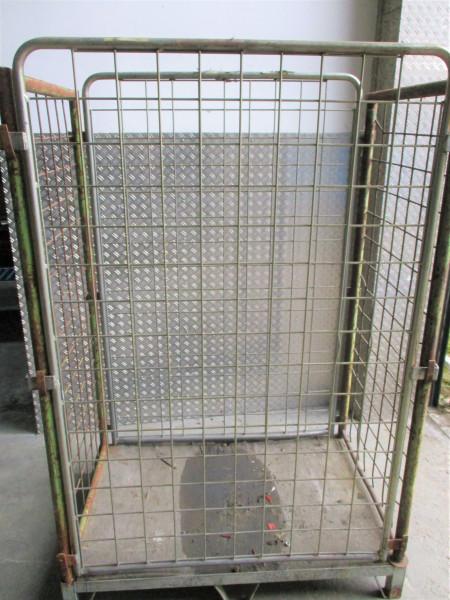 Gebrauchte Gitterboxen
