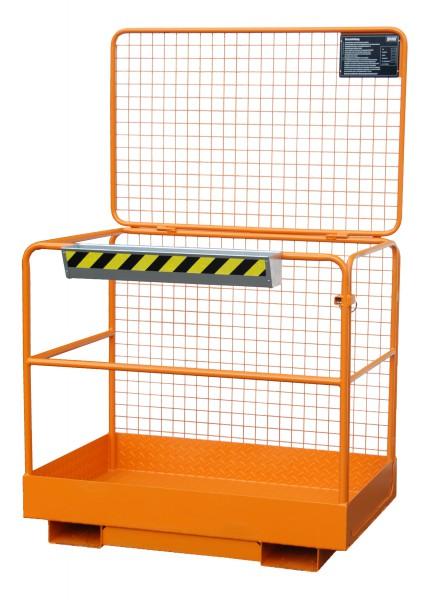SIKO, lackiert orange RAL 2000