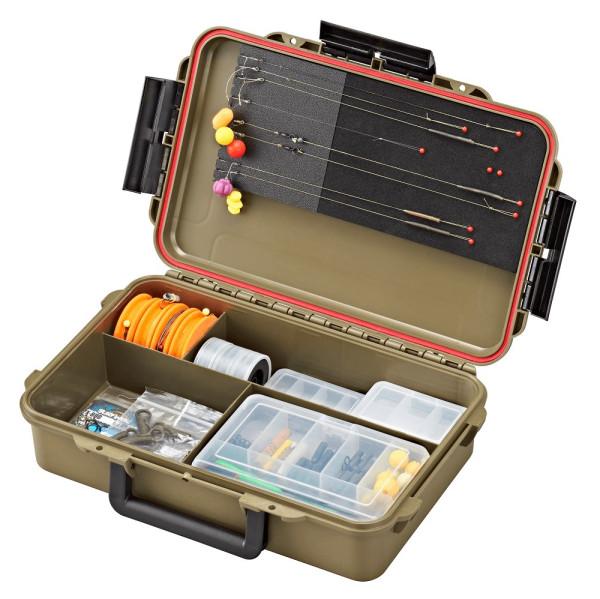 TAF Case 104C - Tackle Box - Staub- und wasserdicht, IP67