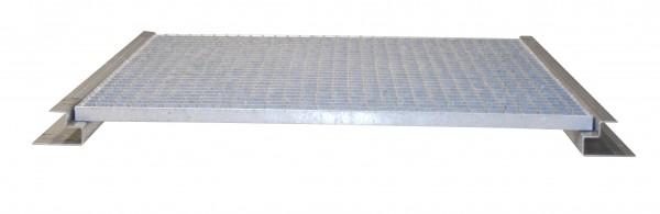 Gitterrostboden für GFC-M0
