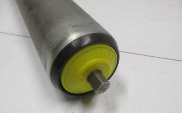 Tragrolle, Interroll, Stahl mit Schlüsselachse 8/10 mm