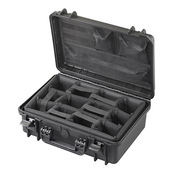 TAF Case 400 CAM+ - Staub- und wasserdicht, IP67