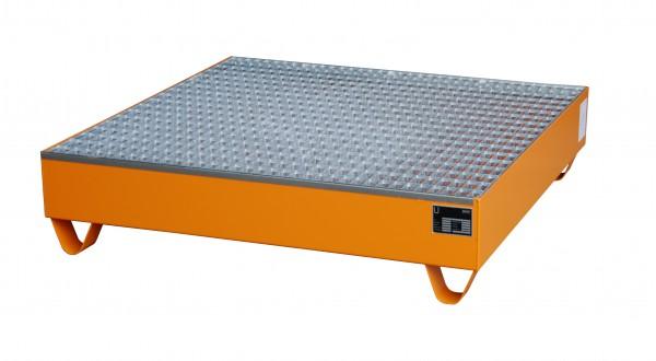 2032, lackiert orange RAL 2000
