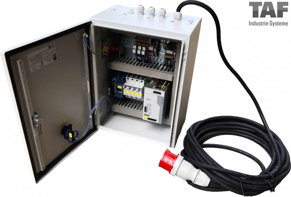 Schaltschrank Rittal inkl. elektronische Komponenten