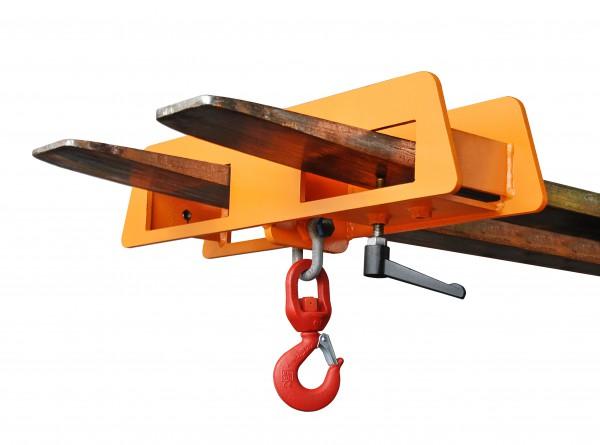 LH-II 2,5, lackiert orange RAL 2000