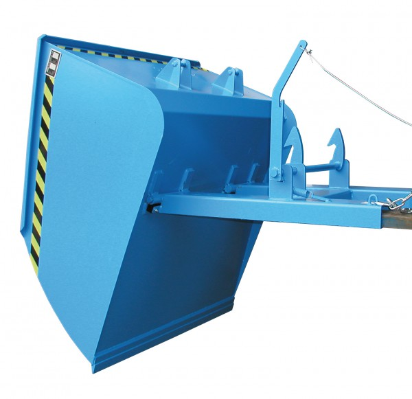 BSI 100, lackiert blau RAL 5012