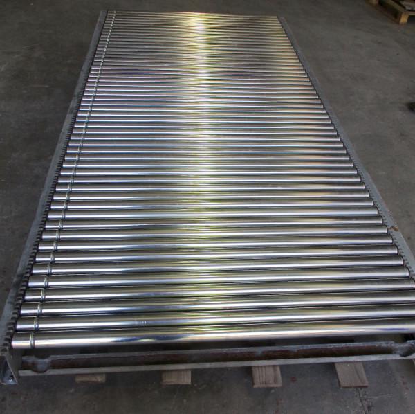 Gebrauchte Rollenbahn angetrieben 3.000 mm