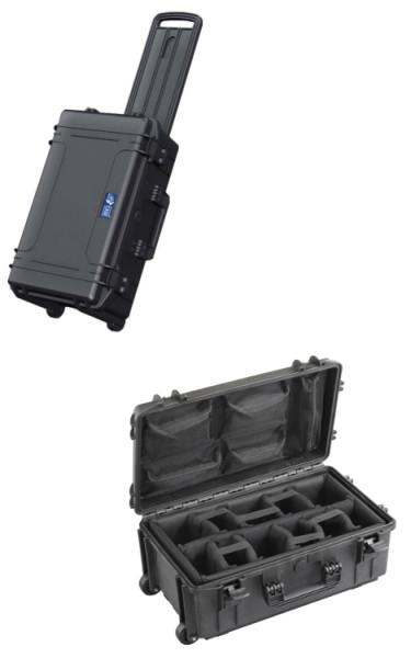 TAF Case 501M CAM+ - Staub- und wasserdicht, IP67