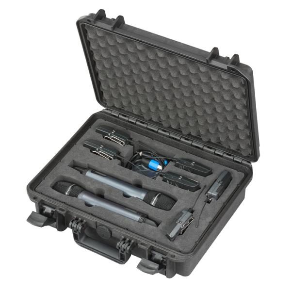 TAF Case 301 MIC - Staub- wasserdicht, IP67