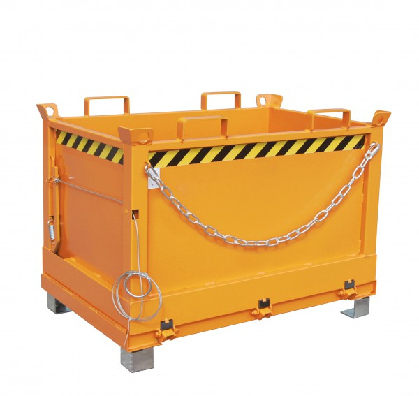 FB 500, lackiert orange RAL 2000