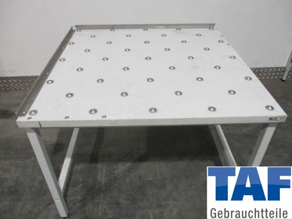 Gebrauchter Kugelrollentisch - 1.000 mm