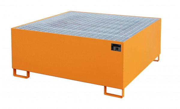 AW 1000, lackiert orange RAL 2000