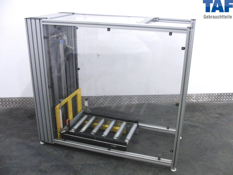 Gebrauchter Senkrechtforderer Fur Rollenbahn Aufzug Lift Taf