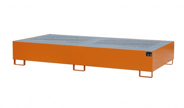 AW 1000-2, lackiert orange RAL 2000