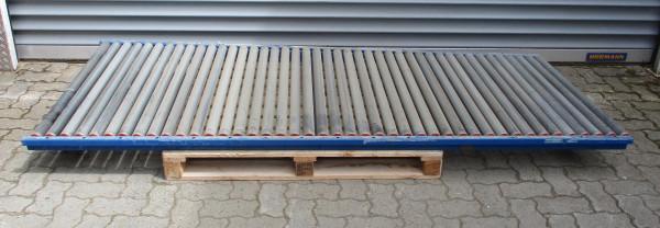 Gebrauchte Leichtrollenbahn - 2.580 mm