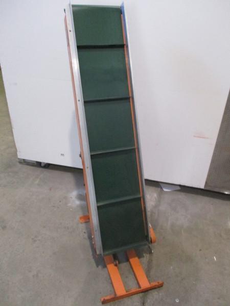 Gebrauchtes Förderband - 1.530 mm