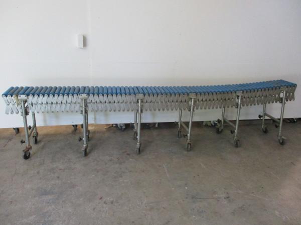 Gebrauchte Scherenrollenbahn max 9.400 mm