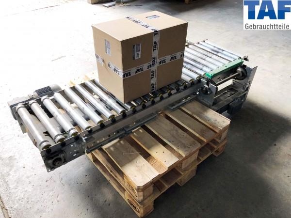 Gebrauchte Rollenbahn mit Motor und Kettenumsetzer - 1.840 mm