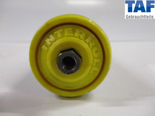 Tragrolle Kunststoff mit M8 Gewinde