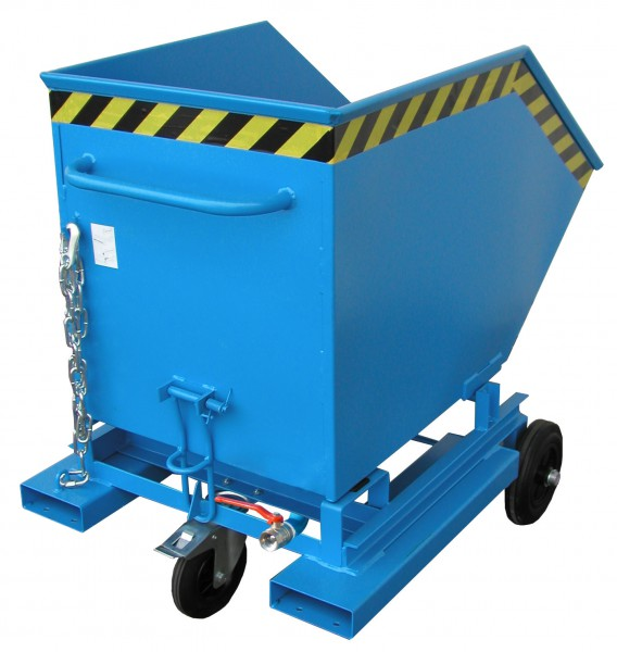 SKW-ET 250, lackiert blau RAL 5012
