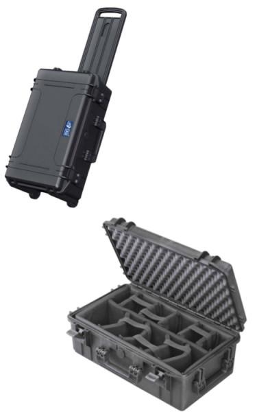 TAF Case 501M CAM - Staub- und wasserdicht, IP67