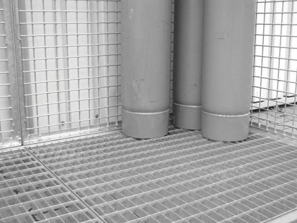 Gitterrostboden für GFC-M3