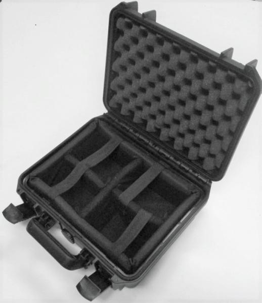 TAF Case 300 CAM - Staub- und wasserdicht, IP67